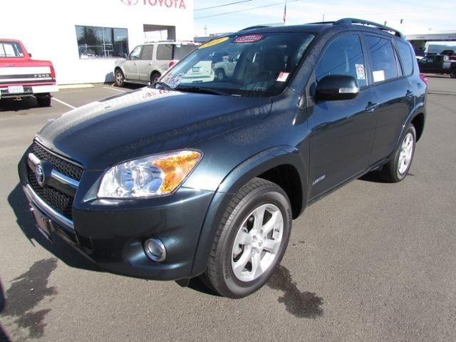 2011 Toyota RAV4 Limited SUV for sale in Coos Bay for $22,962 with 41,487 miles.