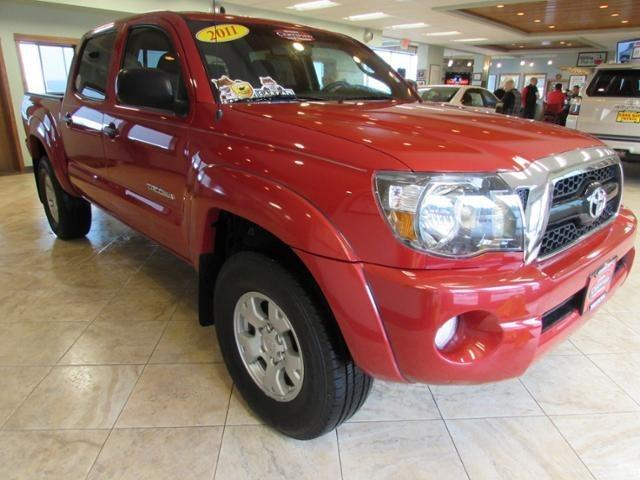 2011 Toyota Tacoma Double Cab Crew Cab Pickup for sale in Coos Bay for $29,987 with 35,132 miles.