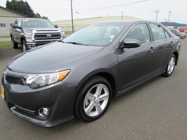 2014 Toyota Camry Sedan for sale in Coos Bay for $20,487 with 24,491 miles