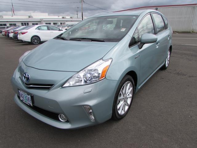 2013 Toyota Prius V Wagon for sale in Coos Bay for $25,887 with 25,262 miles