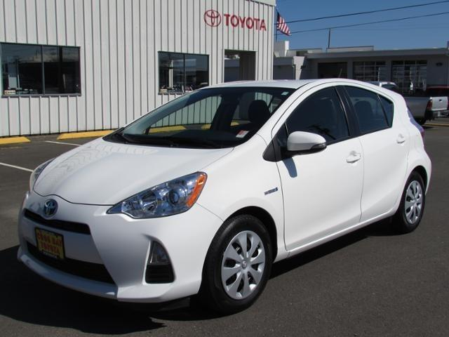 2013 Toyota Prius C Hatchback for sale in Coos Bay for $20,937 with 22,066 miles.