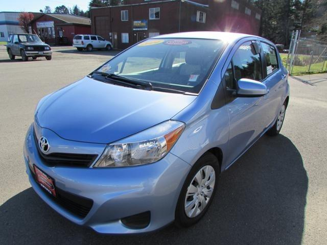 2014 Toyota Yaris Hatchback for sale in Coos Bay for $14,587 with 22,789 miles