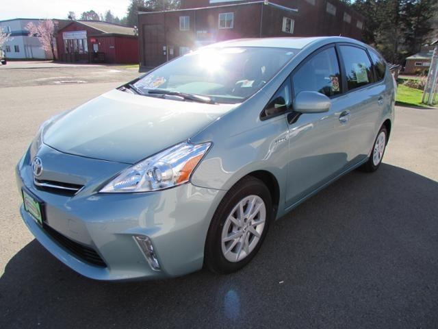 2014 Toyota Prius V Wagon for sale in Coos Bay for $24,987 with 19,055 miles.