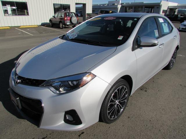 2014 Toyota Corolla S Plus Sedan for sale in Coos Bay for $18,787 with 13,893 miles.