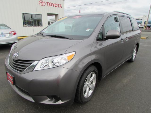 2014 Toyota Sienna Minivan for sale in Coos Bay for $25,587 with 21,756 miles.