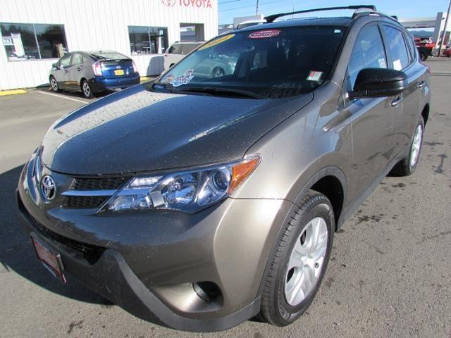2014 Toyota RAV4 SUV for sale in Coos Bay for $23,621 with 10,801 miles.