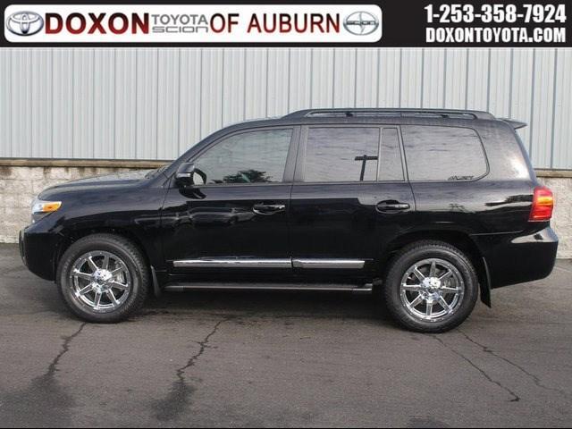 2014 Toyota Land Cruiser 4WD SUV V8 for sale in Auburn