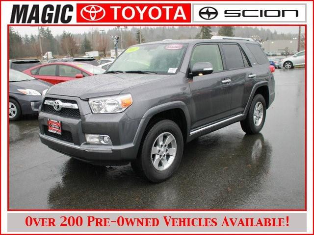 2012 Toyota 4Runner SR5 SUV for sale in Edmonds for $33,995 with 27,016 miles.