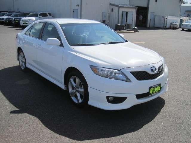 2011 Toyota Camry SE Sedan for sale in Port Angeles for $21,950 with 41,251 miles.