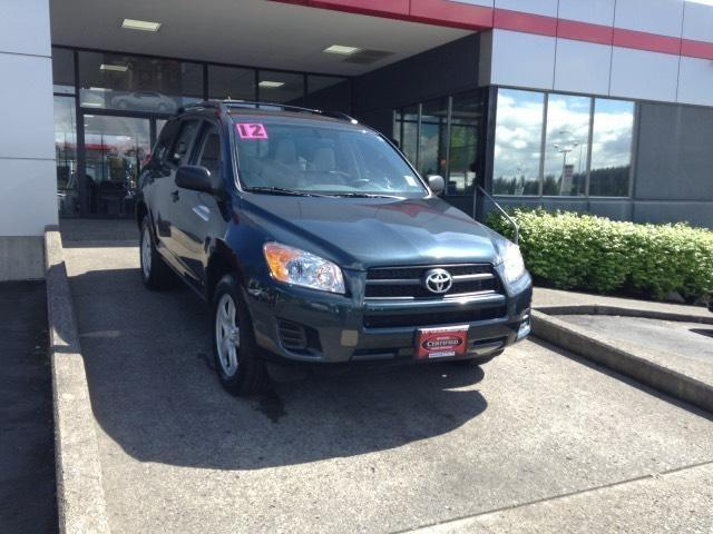 2012 Toyota RAV4 Base SUV for sale in Vancouver for $21,591 with 25,816 miles