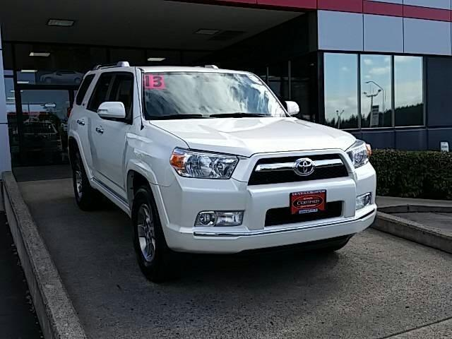 2013 Toyota 4Runner SUV for sale in Vancouver for $29,948 with 37,142 miles.