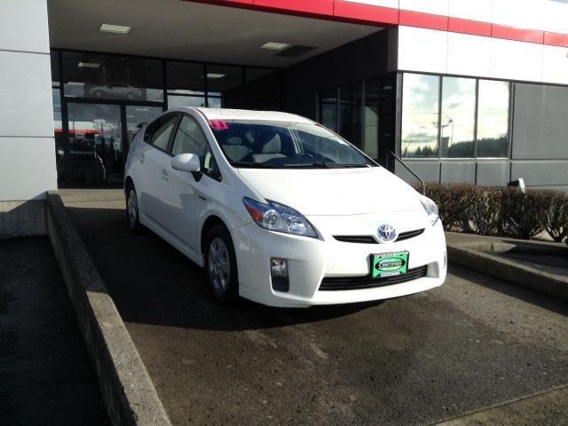 2011 Toyota Prius II Hatchback for sale in Vancouver for $17,454 with 21,376 miles.