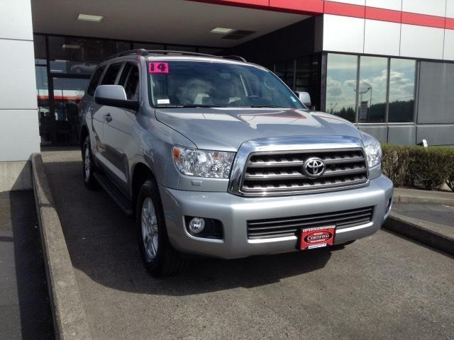 2014 Toyota Sequoia SUV for sale in Vancouver for $42,994 with 18,711 miles