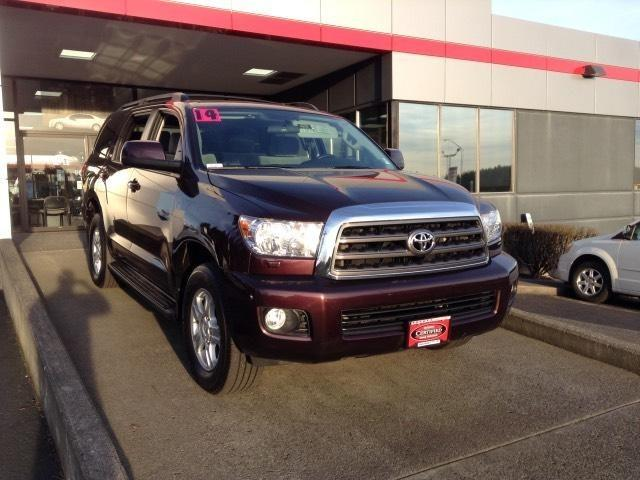 2014 Toyota Sequoia SUV for sale in Vancouver for $39,994 with 26,863 miles