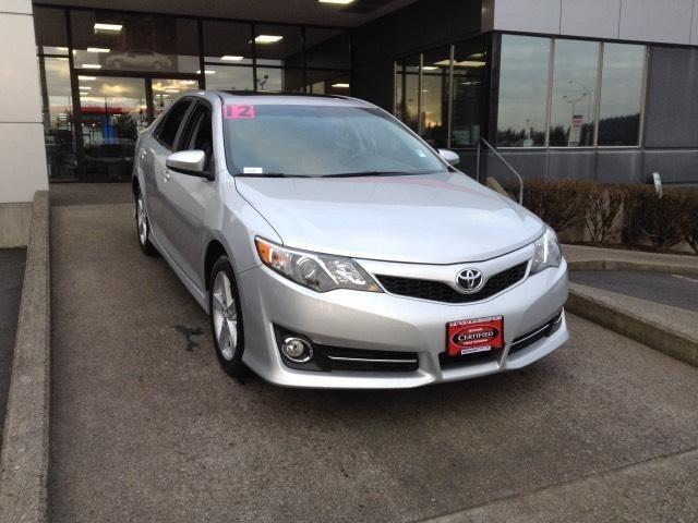 2012 Toyota Camry SE Sedan for sale in Vancouver for $20,991 with 34,962 miles.