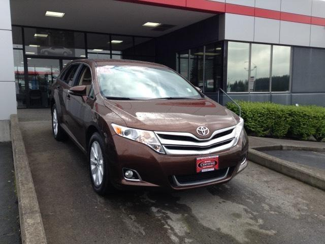 2013 Toyota Venza SUV for sale in Vancouver for $20,994 with 44,978 miles