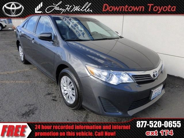 2012 Toyota Camry L Sedan for sale in Spokane for $17,995 with 47,390 miles.