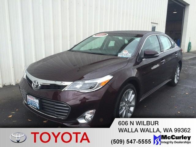 2014 Toyota Avalon Sedan for sale in Walla Walla for $35,533 with 2,261 miles.