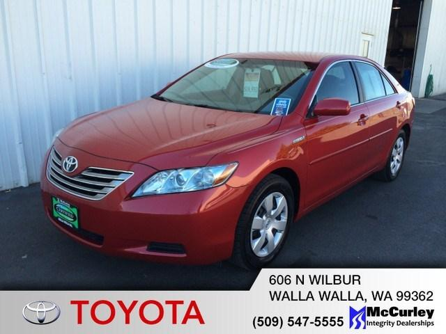 2009 Toyota Camry Hybrid Sedan for sale in Walla Walla for $14,990 with 49,121 miles