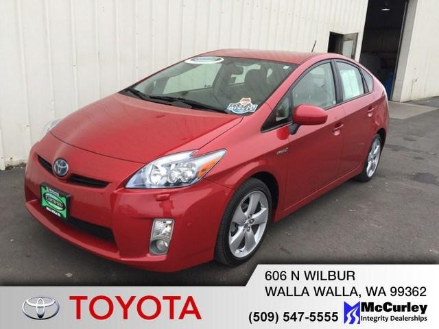 2011 Toyota Prius V Hatchback for sale in Walla Walla for $24,490 with 33,946 miles