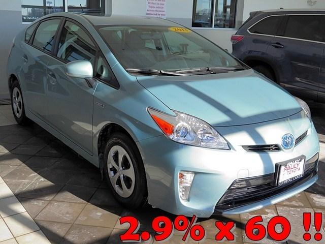 2013 Toyota Prius Hatchback for sale in Crystal Lake for $20,989 with 28,332 miles.
