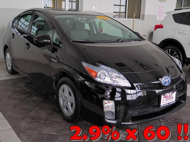 2010 Toyota Prius III Hatchback for sale in Crystal Lake for $15,989 with 64,598 miles.