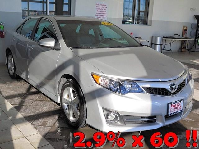 2012 Toyota Camry SE Sedan for sale in Crystal Lake for $15,989 with 46,246 miles.