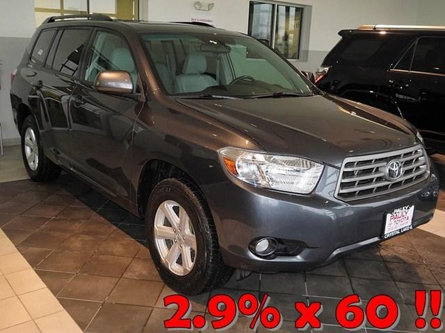 2010 Toyota Highlander SE SUV for sale in Crystal Lake for $33,930 with 74,837 miles.