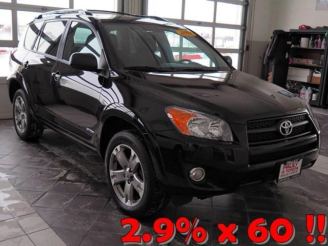 2011 Toyota RAV4 Sport SUV for sale in Crystal Lake for $22,989 with 31,709 miles.