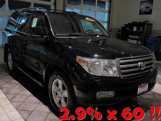 2010 Toyota Land Cruiser SUV for sale in Crystal Lake for $65,970 with 71,216 miles.