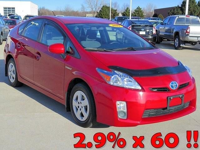 2011 Toyota Prius II Hatchback for sale in Crystal Lake for $14,989 with 79,525 miles.