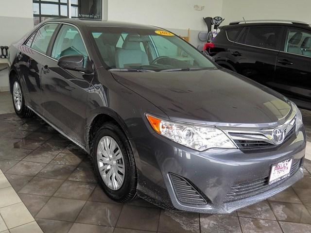 2012 Toyota Camry LE Sedan for sale in Crystal Lake for $16,489 with 26,876 miles