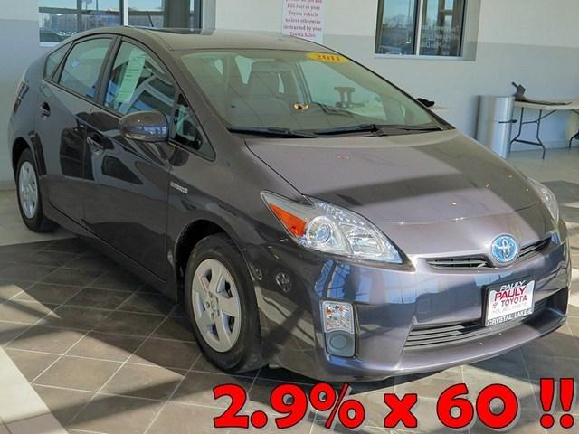 2011 Toyota Prius III Hatchback for sale in Crystal Lake for $17,989 with 28,270 miles.