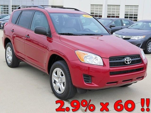 2011 Toyota RAV4 Base SUV for sale in Crystal Lake for $16,600 with 21,650 miles.