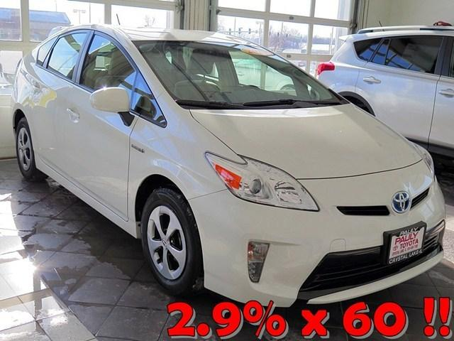 2014 Toyota Prius Hatchback for sale in Crystal Lake for $21,989 with 5,838 miles.