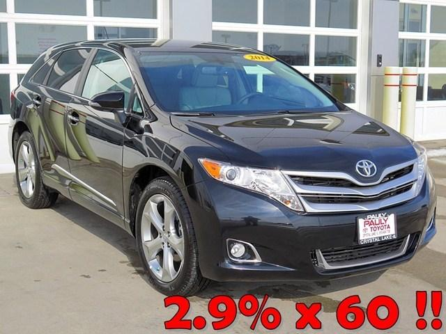 2014 Toyota Venza SUV for sale in Crystal Lake for $29,989 with 4,232 miles.