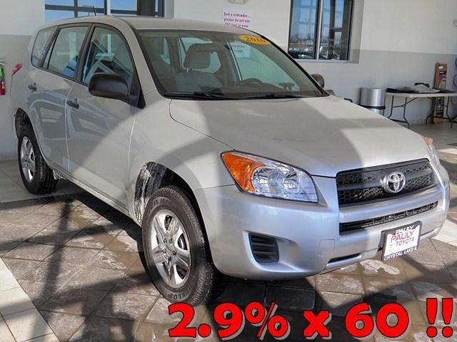 2010 Toyota RAV4 SUV for sale in Crystal Lake for $15,989 with 69,587 miles