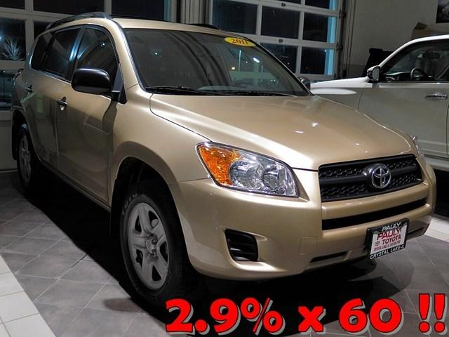 2011 Toyota RAV4 Base SUV for sale in Crystal Lake for $18,989 with 23,012 miles
