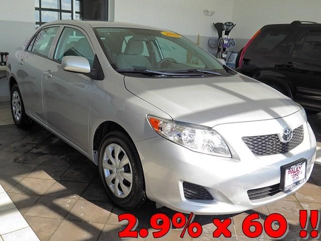 2010 Toyota Corolla LE Sedan for sale in Crystal Lake for $12,298 with 63,216 miles