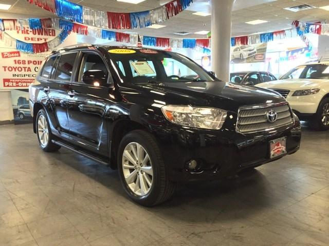 2008 Toyota Highlander Hybrid SUV for sale in New York for $23,988 with 32,727 miles.