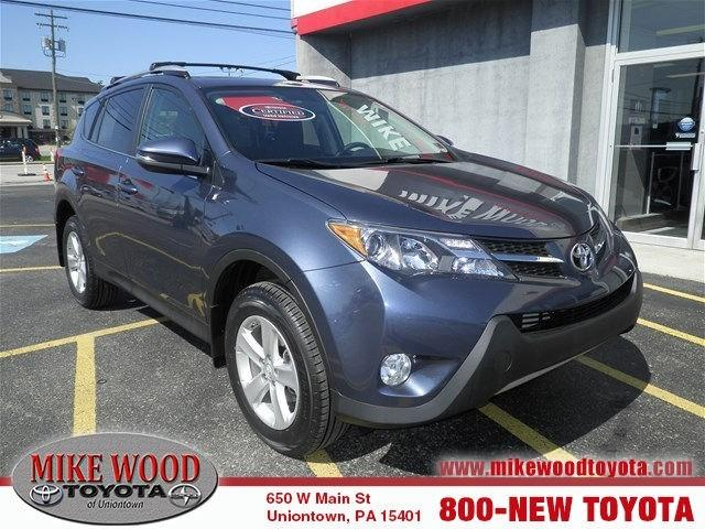 2014 Toyota RAV4 SUV for sale in Uniontown for $25,995 with 9,333 miles