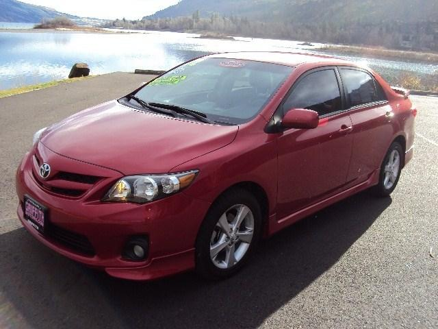 2012 Toyota Corolla S Sedan for sale in The Dalles for $14,992 with 26,859 miles.