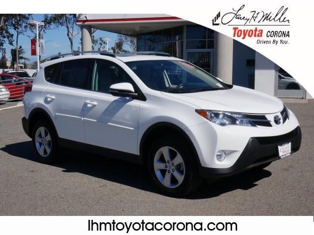 2013 Toyota RAV4 SUV for sale in Corona for $25,999 with 30,936 miles