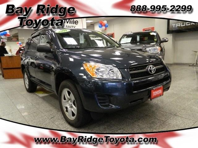 2011 Toyota RAV4 Base SUV for sale in Brooklyn for $19,610 with 11,817 miles.