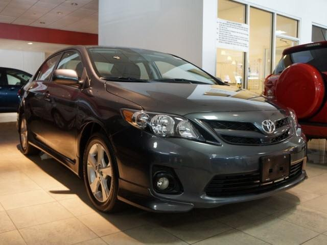 2013 Toyota Corolla Sedan for sale in New York for $16,995 with 12,345 miles.