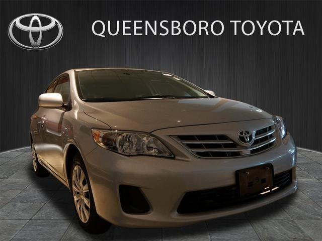 2013 Toyota Corolla LE Sedan for sale in New York for $16,495 with 11,668 miles