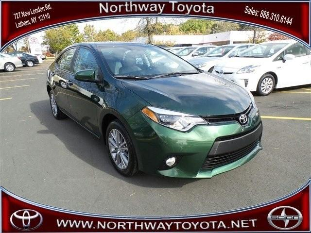 2014 Toyota Corolla LE Plus Sedan for sale in Latham for $17,000 with 3,495 miles.