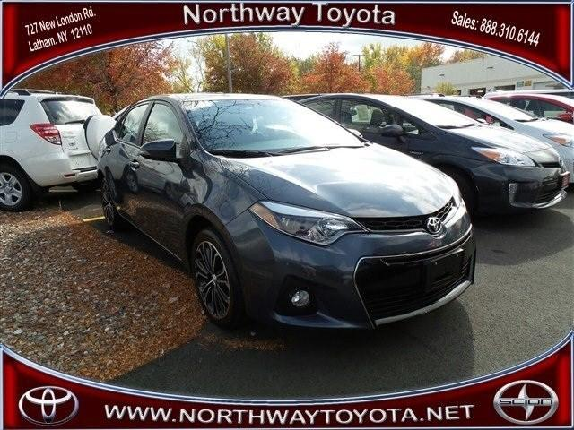 2014 Toyota Corolla S Plus Sedan for sale in Latham for $18,700 with 5,651 miles.