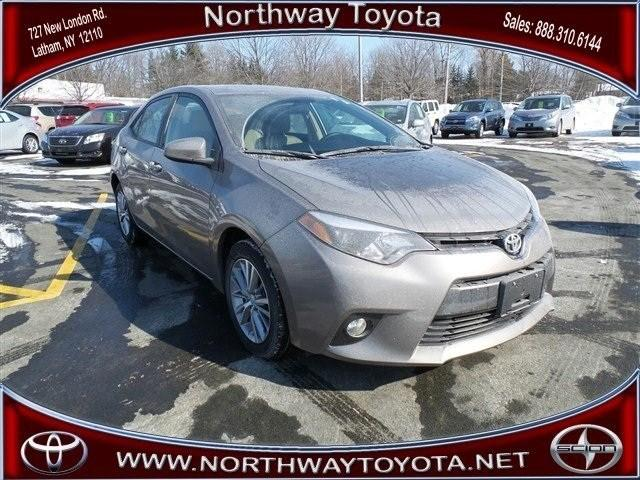 2015 Toyota Corolla LE Plus Sedan for sale in Latham for $19,250 with 3,496 miles.