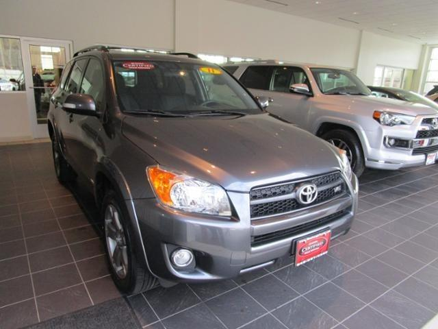 2011 Toyota RAV4 Sport SUV for sale in Newburgh for $21,495 with 35,972 miles